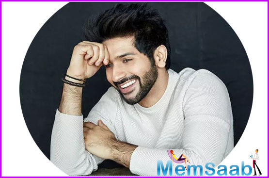 As the release date of his Bollywood debut, Yeh Saali Aashiqui gets nearer, actor Vardhan Puri, grandson of late veteran actor Amrish Puri, reminisces his acting journey till now.