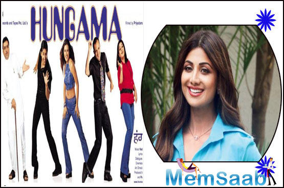 Shilpa Shetty joins forces with Priyadarshan for 'Hungama 2', to be paired opposite Paresh Rawal