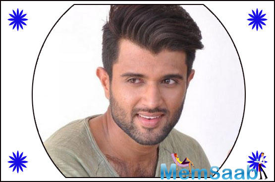 Telugu star Vijay Deverakonda will make his Bollywood debut with Karan Johar?