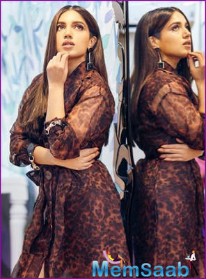 Bhumi Pednekar's social media campaign 'Vedika's Loveline' to address quirky issues of patis and patnis