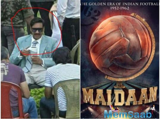 Maidaan is being directed by Amit Ravindernath Sharma who wants to familiarize the audience with the legendary coach's immense contribution to Indian football.