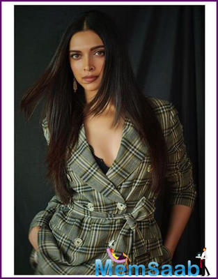 Deepika Padukone reveals her one condition for selecting a film