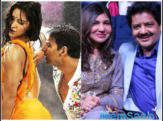 Akshay Kumar reveals 'Tip Tip Barsa Paani' remake will feature original singers Alka Yagnik and Udit Narayan