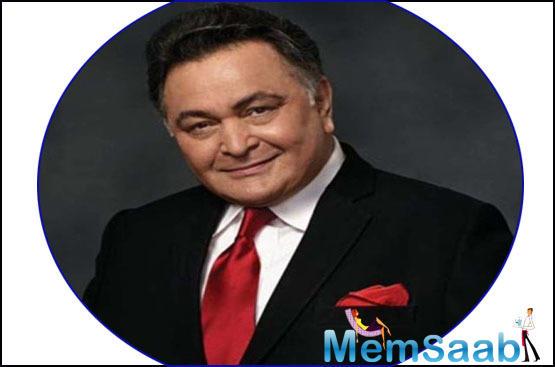 Rishi Kapoor to start shooting for his next in Mumbai