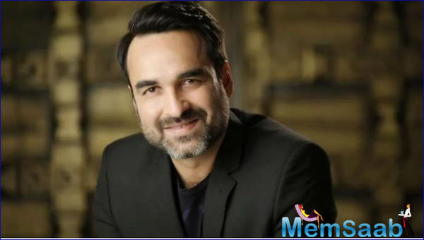 Pankaj Tripathi reveals he will 'never sell the idea of fake masculinity' through his work 'no matter how much money is offered'