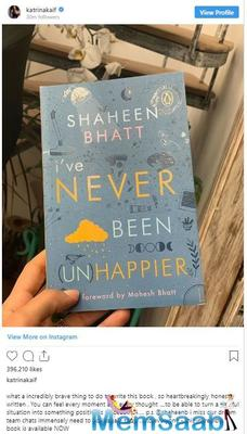 Shaheen, I miss our dream team chats, says Katrina Kaif to Alia Bhatt's sister