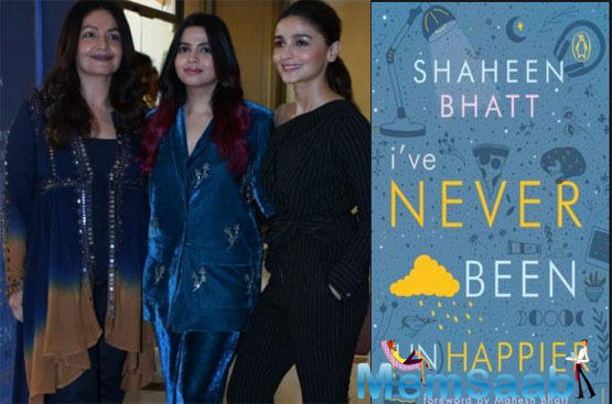 Alia Bhatt's sister Shaheen says, I have been living with depression since I was 12