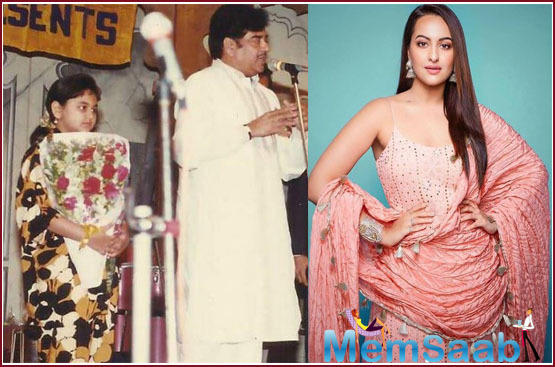 Sad that nobody is writing roles that do justice to both of us: Sonakshi Sinha on starring with her father Shatrughan Sinha in a film