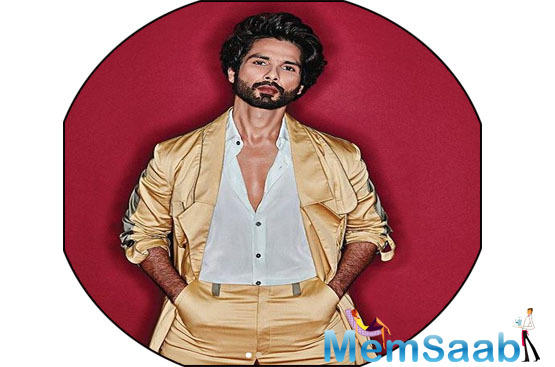 Shahid Kapoor: Cried four times after watching Jersey