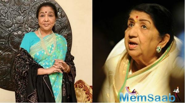 The next few days will see Bhosle divide her time between Mangeshkar and her riyaaz for the show, Asha Bhosle Live With The Bengal Tigers, which is scheduled for December 15.