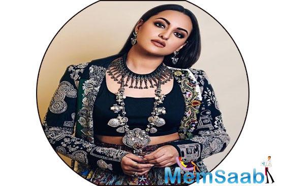 Sonakshi Sinha: I do get nervous before film's release