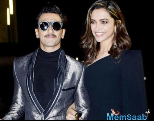 Deepika Padukone and Ranveer Singh have time and again proven that they are doting partners to each other.