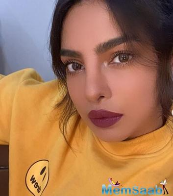 Priyanka Chopra Jonas is one global phenomenon today. The actress is always in the headlines for various reasons. She had grabbed limelight when she was accused by a Pakistani woman for promoting war at an event.