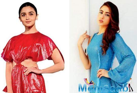 Sara Ali Khan replaces Alia Bhatt as headliner at Kids Choice Awards