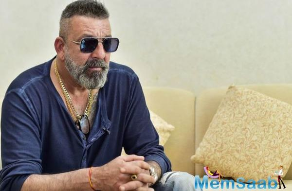 Recently, in an interview with a leading daily Sanjay Dutt said,