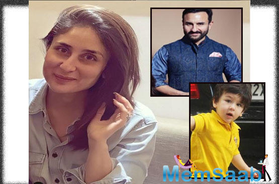 Kareena Kapoor Khan and Saif Ali Khan to have a second child? Find out what the actress has to say