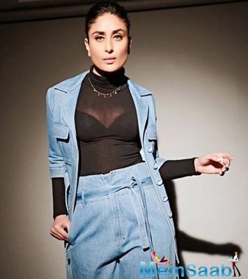 Kareena reunited with her 'Kambakkht Ishq' co-star after 10 years but recounts that she was present when Akshay gave his first shot for 'Deedar'.