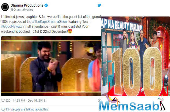 The Kapil Sharma Show touches 100 episodes: Kapil Sharma made over 100 crores in last 100 episodes? Akshay Kumar reveals