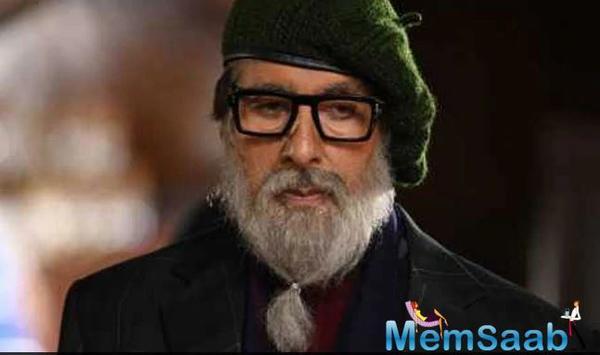 Amitabh Bachchan leads Chehre