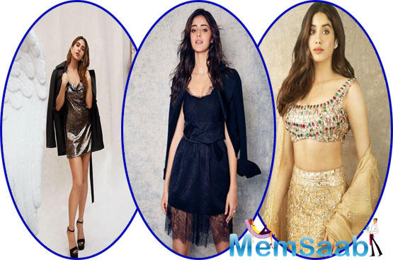 Ananya Panday: There is no rivalry with her contemporaries Sara and Janhvi