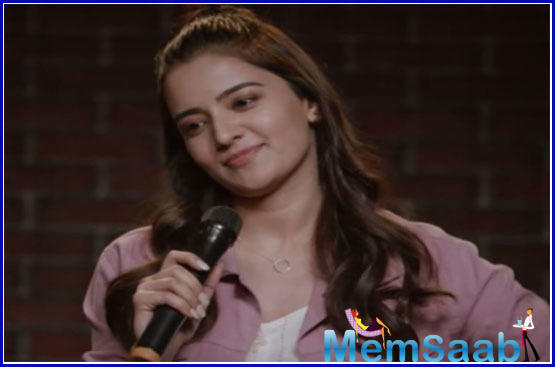 'Bhangra Paa Le': After Sunny Kaushal, Rukshar Dhillon delivers a funny stand up act; tells us what it takes to break through in Bollywood