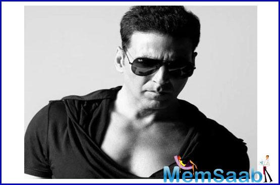 'Sooryavanshi' marks Akshay's return to the action genre, right?