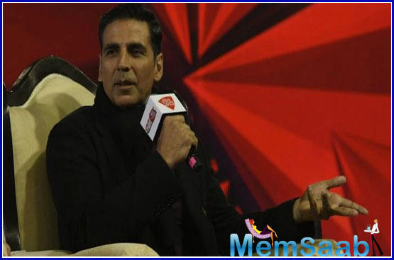 Akshay Kumar: I don't take success seriously