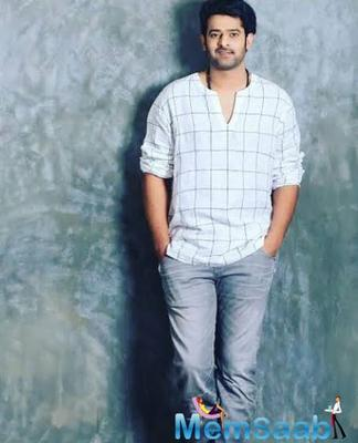 No other star owns the stardom as Prabhas does. In such a short span of time, he has got a massive fan following.