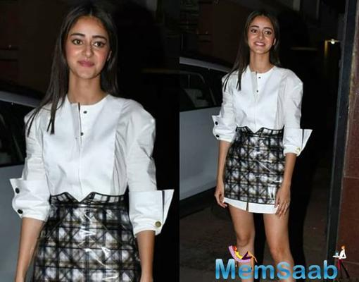 Ananya Panday on paparazzi: Some of them are my friends and I have fun chatting with them