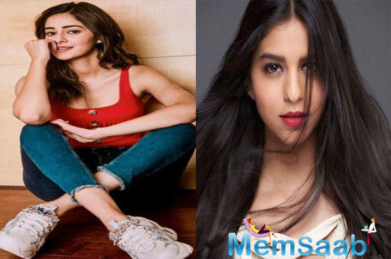Ananya Panday: Suhana Khan would look beautiful in a Sanjay Leela Bhansali film