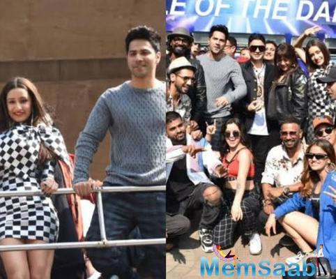 Street Dancer 3D: Varun Dhawan reveals why the film was almost shelved