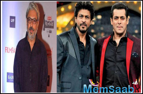 This year, Nikhil was going to bring Salman and Shah Rukh together for a Sanjay Leela Bhansali film. But things didn't work out.