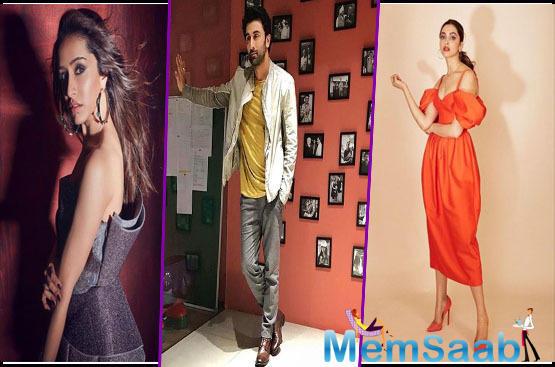 Not Deepika Padukone but Shraddha Kapoor to star opposite Ranbir Kapoor in Luv Ranjan's next