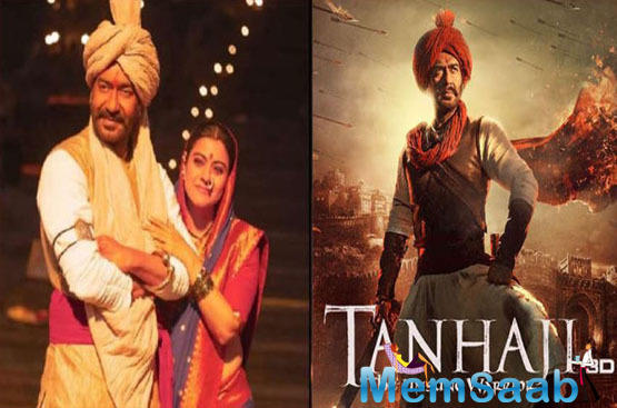 Kajol on Tanhaji Role: Wore Nauvari Saree again, years after my wedding