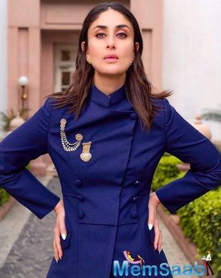 Kareena confirms being in talks with Karan Johar for the web series 'Poo Diaries' based on her iconic character from 'KKKG'