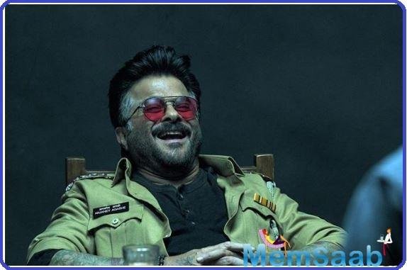 The makers of Malang shared Anil Kapoor's look from the film and wrote alongside: Cool, Cooler, Coolest! Happy Birthday to the one and only Anil Kapoor!