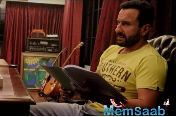 Did You Know? Saif Ali Khan signed Jawaani Jaaneman after rejecting 500 scripts?