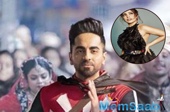 Bhumi Pednekar to make special appearance in 'Shubh Mangal Zyada Saavdhan'