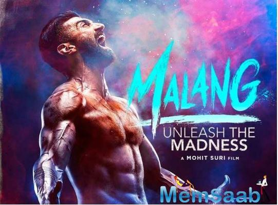 'Malang': Aditya Roy Kapur channels his inner beast in the first look poster