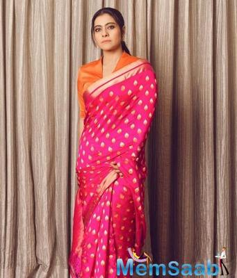 Not paying much attention to pay parity, Kajol on the changing economics of Bollywood