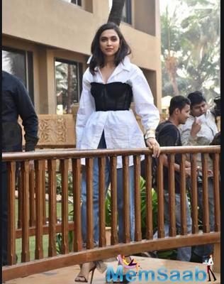 Parenting is not the responsibility of one person; it's about two people:Deepika Padukone on her baby plans
