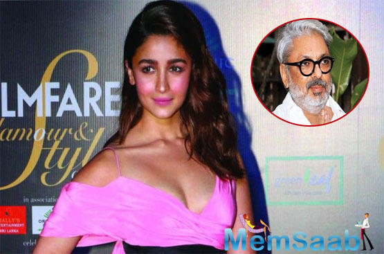 Gangubai Kathiawadi is turning out to be quite a learning experience for Alia Bhatt.