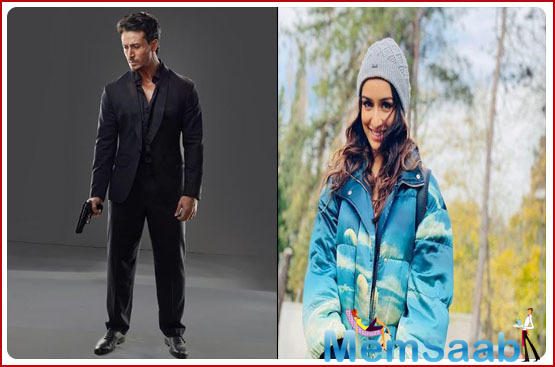 Tiger Shroff and Shraddha Kapoor kick off Jaipur schedule of 'Baaghi 3'