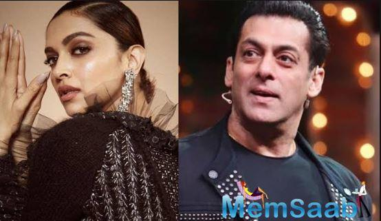 'I really want to do it, but it should be the right film,' says Deepika Padukone on sharing screen space with Salman Khan