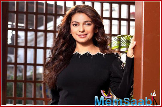 Juhi Chawla on current situation: Doesn't take time to break anything but takes time to join