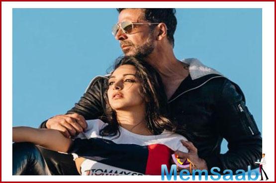 Along with this, Akshay will also be seen in Rohit Shetty's Sooryavanshi alongside Katrina Kaif.