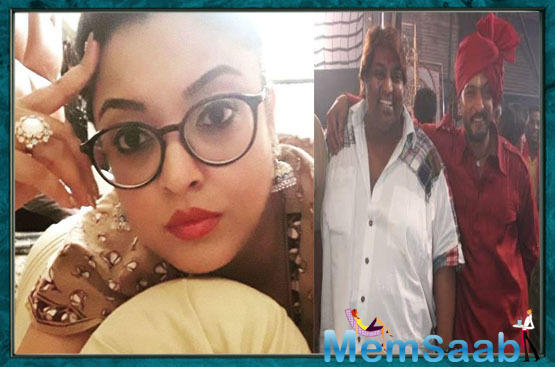 Tanushree Dutta: Ganesh Acharya is responsible for spoiling my career and life