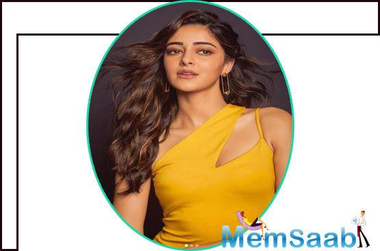 Post the New Year, Ananya has engrossed herself working on her next film Khaali Peeli opposite Ishaan Khattar. The film is a remake of Telugu movie Taxiwala.