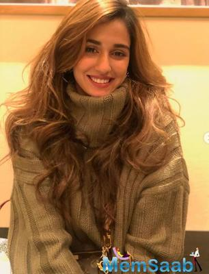 """'Malang' director Mohit Suri: Disha Patani is not just a pretty face and a hot body; She's got head and heart too."""""""