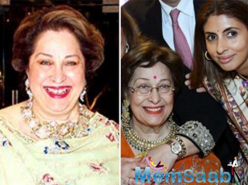 Raj Kapoor's daughter Ritu Nanda passes away at 71